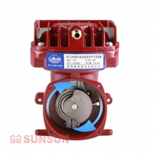Компрессор для перевозки рыбы SunSun HZ-120 12В, 125 л/мин