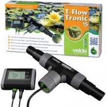 Прибор для борьбы с водорослями Velda T-Flow Tronic 15