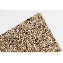 пленка имитирующая камень oase, ширина - 1,0м (песочная) 36292 Oase (Германия)