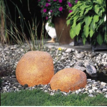 светильник садовый светящийся камень, малый 56378 Oase (Германия)