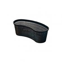 корзина для высадки водных растений oase 45 см (овальная) 53756 Oase (Германия)