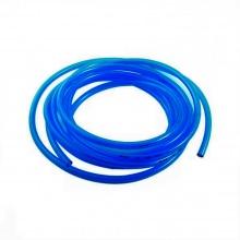 шланг воздушный, 8мм, прозрачный, синий V3 Aquael (Польша)