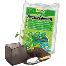 tetrapond aquatic compost-8л 705474/154637 Tetra Pond (Германия)