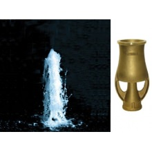 "фонтанная насадка messner cascade g 1 1/2"" - бронза 152/1206 Messner (Германия)"