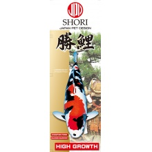 корм для карпов кои jpd shori (шори) 10 кг SHORI10 JPD (Япония)