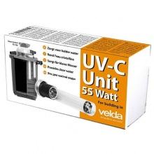погружной уф-стерилизатор для пруда velda uv-c unit 55w 126577 Velda (Нидерланды)