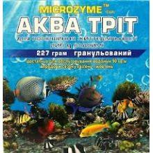 биопрепарат аква трит гранулированный microzyme (сша )227 г  Microzyme (США)