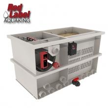Комбинированный барабанный фильтр для пруда (УЗВ) AquaKing Red Label Combi Filter Basic 500