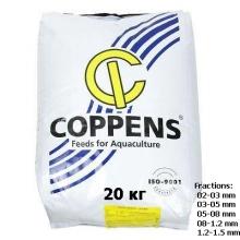 Корм для малька крупка Coppens Scarlet 20 кг