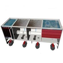 Чотирикамерний проточний фільтр для ставка AquaKing Red Label 4 Chamber Filter 12000