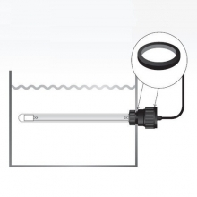 встраиваемый комплект ультрафиолетовой лампы fltreau uv-c module 80w amalgam UVM0004 Filtreau (Нидерланды)