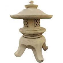 Светильник садовый керамический, большой