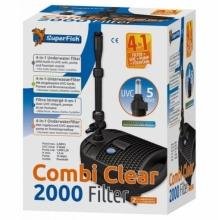 Подводный фильтр для пруда Superfish Combi Clear 2000
