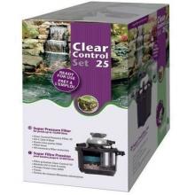 Комплект фильтрации для пруда Velda Clear Control 25 Set
