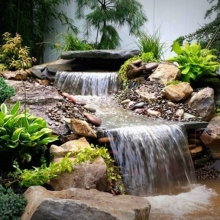 Излив Air-Aqua Blade Water Feature 30
