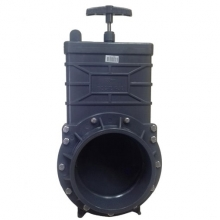 Задвижка для труб Xclear, 160 мм
