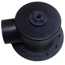 Донний злив Yamitsu Bottom Drain 110 mm з функцією аерації