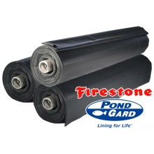 бутилкаучуковая epdm пленка firestone pondgard, ширина - 15,25м EPDM07 Firestone Building Products