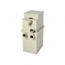 Комбинированный барабанный фильтр для пруда (УЗВ) Filtreau Combi PF20