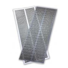 Сменная фильтрующая панель High-Flow 1140x398x5 мм для барабанного фильтра, 120 мк
