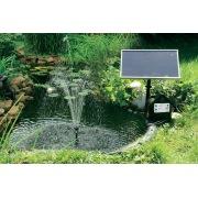насос для фонтана на солнечных батареях pondosolar plus 250 40278 Pontec (Германия)