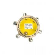 Подводная клеммная коробка IP68 ( на 6 вводов Ø 6-12 мм)