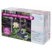 Подводный фильтр для пруда Velda All-in-1 Filter Fountain