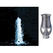 """фонтанная насадка messner cascade g 1 1/2"""" - никель 152/1201 Messner (Германия)"""
