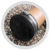 """гибкое окончание 4""""/110 mm FC168 Pipeconx (США)"""