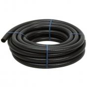 Шланг AquaKing напорно-всасывающий, спиральный (черный) 25 мм