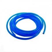 Шланг воздушный, 8мм, прозрачный, синий