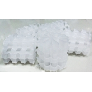 Свободноплавающая биозагрузка Helix White 14 х 14 мм 100 л