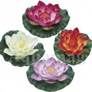 декоративная плавающая лилия pontec pondolily violet 43323 Pontec (Германия)