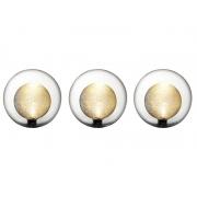 Плавающие светильники для пруда Velda Floating Glass Lights