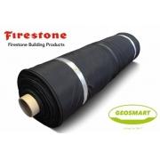 Бутилкаучуковая EPDM пленка Firestone GEOSMART 0,8 мм, ширина - 1,5 м