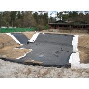 пленка для прудов, водоемов пвх, izofol польша (0,5 мм), ширина 8 м PVX3 Ergis Izofol (Польша)