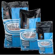 Корм для карпов кои JPD Medicarp Color Enhancer (Медикарп Колор) 5 кг
