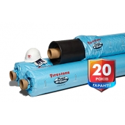 Бутилкаучуковая EPDM пленка Firestone PondGard, ширина - 7,62м