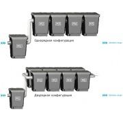 проточный фильтр oase proficlear m2 (модуль-отделитель(грязеприемник)) 51064 Oase (Германия)