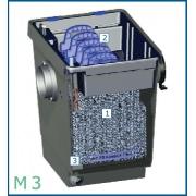 проточный фильтр oase proficlear m3 (модуль с фильтрующими губками) 51065 Oase (Германия)