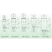 фонтанная насадка oase schaumsprudler 35-10 e 50984 Oase (Германия)