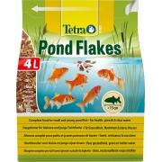 Корм для рыб TetraPond Flakes - 4л/800гр