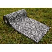 пленка имитирующая камень oase, ширина 0,4м (серый гранит) 40293 Oase (Германия)