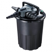 Напорный фильтр для пруда Jebao CBF-15000 с обратной промывкой