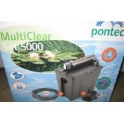 проточный фильтр для пруда pontec multiclear set 5000 50238 Pontec (Германия)