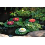 Комплект декоративных плавающих лилий Pontec PondoLily set 3
