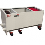 фото Трехкамерный проточный фильтр для пруда AquaKing Red Label 3 Chamber Filter 20000