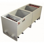 фото Четырехкамерный проточный фильтр для пруда AquaKing Red Label 4 Chamber Filter 25000