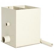 Ситчатый фильтр для пруда, водоема, УЗВ Filtreco Sieve 4, 300 мк