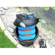 комплект фильтрации для пруда oase filtoclear set 20000 50877 Oase (Германия)